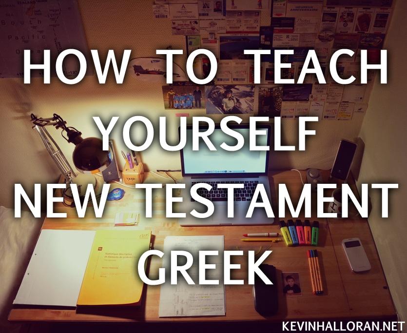 Ten Best Books for Studying New Testament Greek