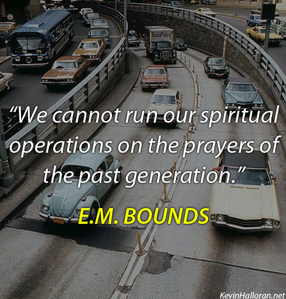 EM Bounds Quotes on Prayer