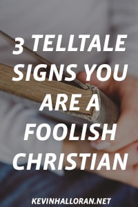 Foolish Bible Verses Pinterest