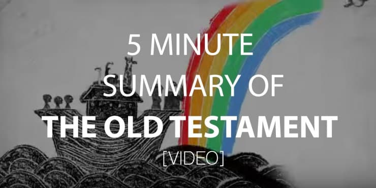 5 Minute Summary of the Old Testament - Video