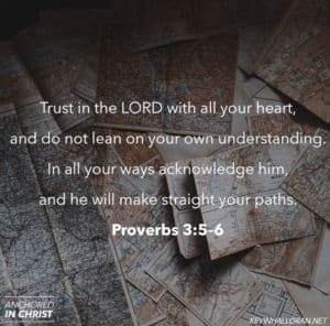 bible verses about guidance finding god s will for your life